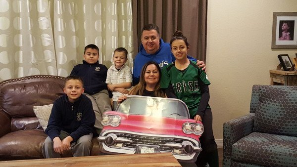 The Villapando Family Passes the Car!!