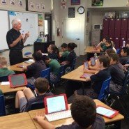 iPads in the classrooms