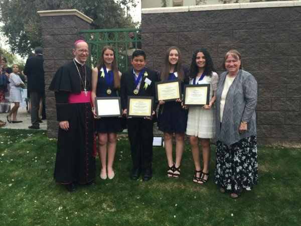 CCF Scholarship Winners