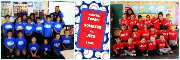 BOMBERS vs. JETS