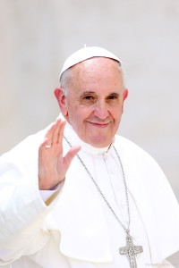 Smiling-Face-Of-Pope-Francis